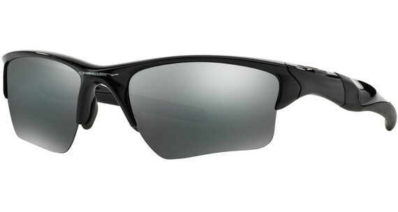 Oakley Half Jacket 2.0 XL polished black/black iridium